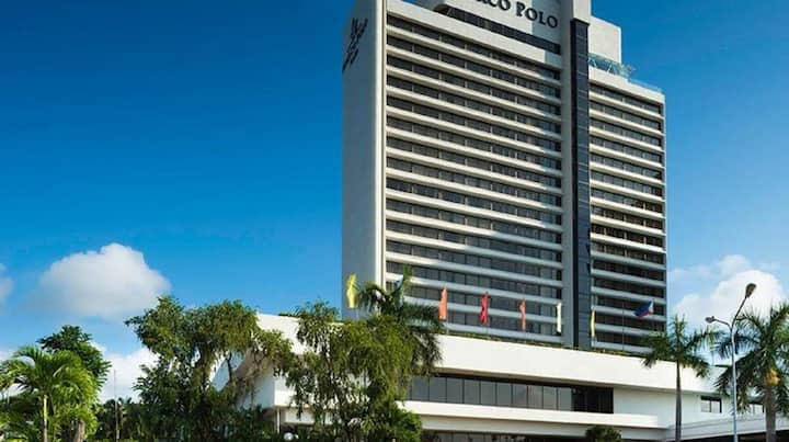 Fivestar Double Or Twin Deluxe Sea View At Cebu City