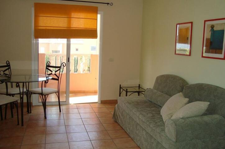 Quiet house with jacuzzi and ocean view - Callao Salvaje - Huis