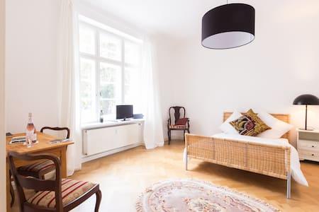 Erstklassige Wohnung nahe Altstadt! - Weimar - Apartamento