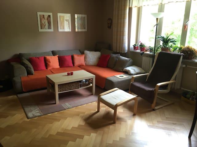 Komfortní byt 10 km od skiareálu Klínovec - Ostrov