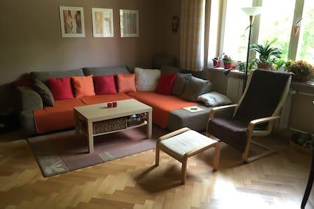 Komfortní byt 10 km od skiareálu Klínovec - Ostrov - Lejlighed