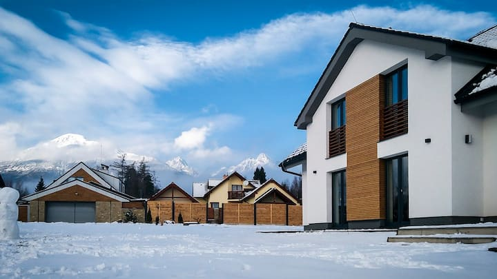 Apartments under Slavkac - High Tatras