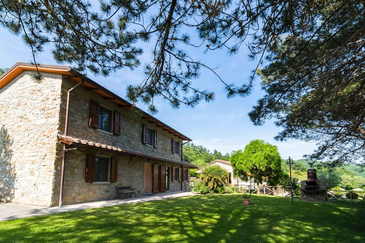 Beautiful Cottage in Dicomano with Swimming Pool