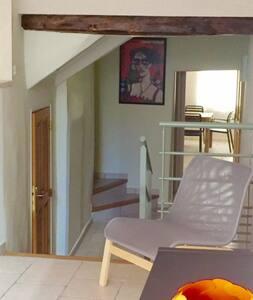 Maison de village atypique - Buis-les-Baronnies