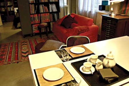 Open space in residenza privata  - Vigevano - Bed & Breakfast