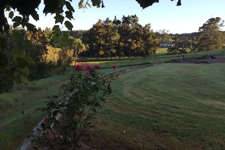 Double room in Kumeu wine country. - Huis