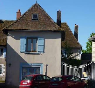 Quirky romantic cottage in Limousin - Saint-Germain-les-Belles