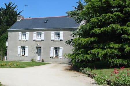 Agréable Maison Finistère Sud  - Moëlan-sur-Mer
