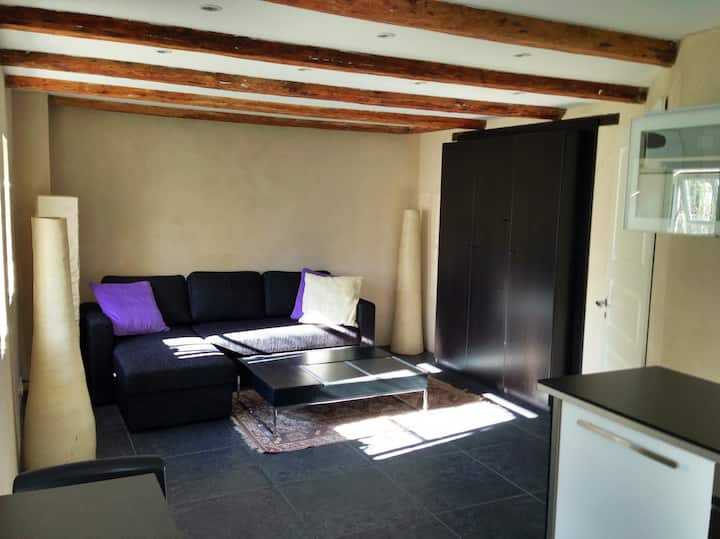 Studio apartement in townhouse 30m2