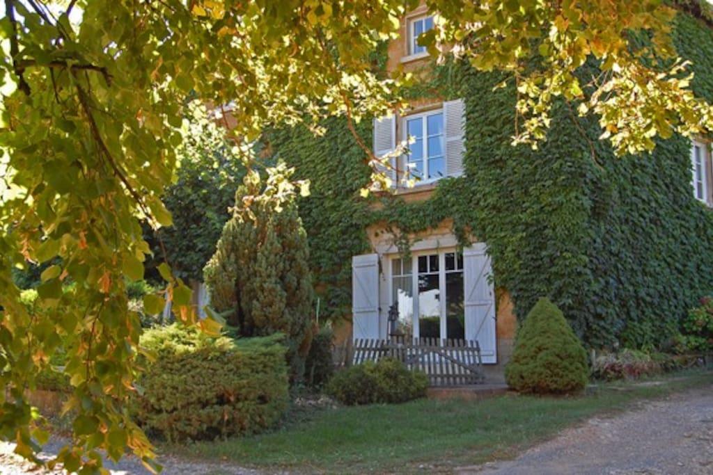 Appart beaujolais 25 min de lyon maisons louer for Appart maison a louer