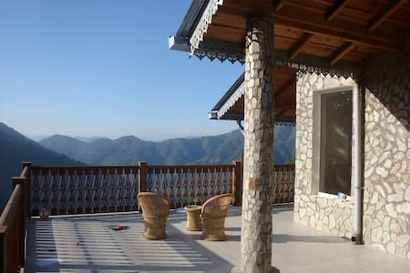The Most Amazing View - Ramgarh - Casa