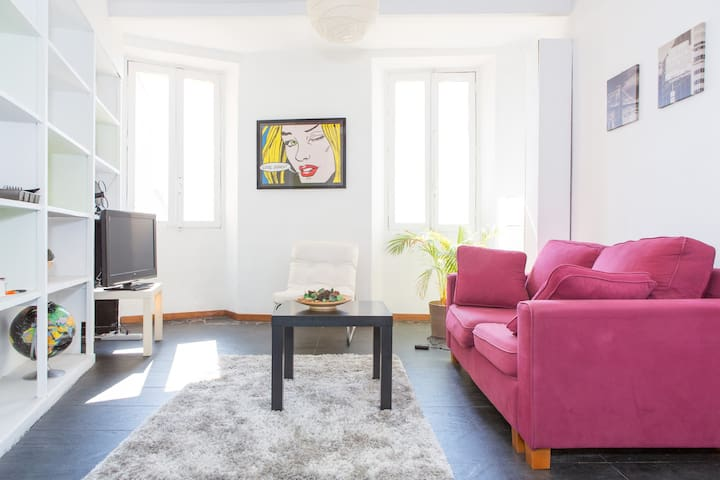 Charm SEA VIEW and CANNES (FIF) - Le Cannet - Apartment