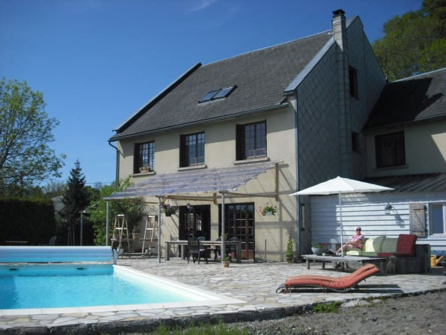 Plus belle la Vue apt. Sancy - Saint-Pierre-Colamine - Apartment