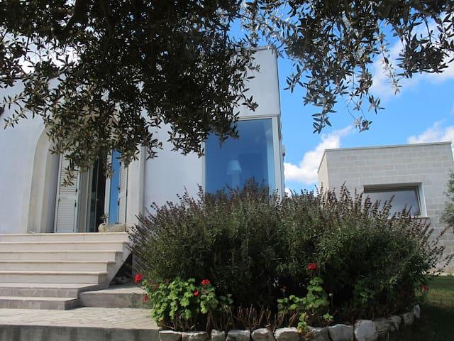 piano intero su casa privata ad Otranto - Casamassella - Villa