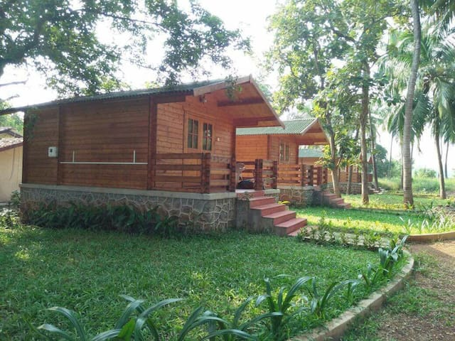 Cute cottage near kihim beach - Kihim - Boutique hotel