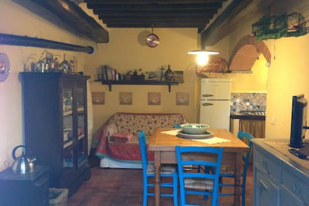 Casa Dania a Domazzano Lucca  - Domazzano