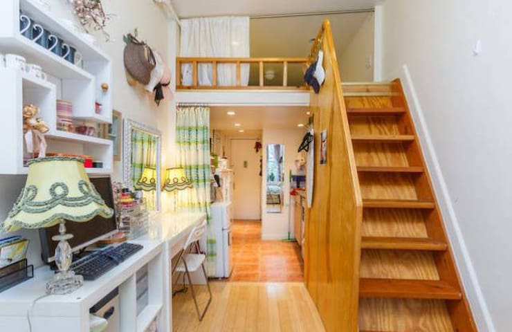 Large Beautiful Loft in Chelsea/Union Square - Nueva York - Apartamento