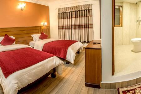Hotel Silver Oaks Inn - 博卡拉 - 精品飯店