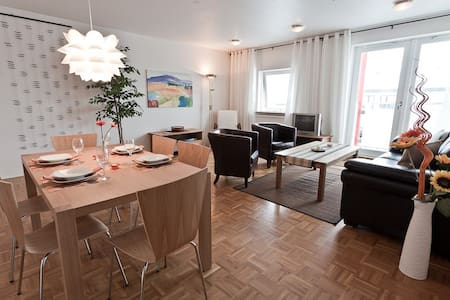 GentleSpace Guest Apts - Mjallargata, 2 bedrooms - Ísafjörður - Apartament