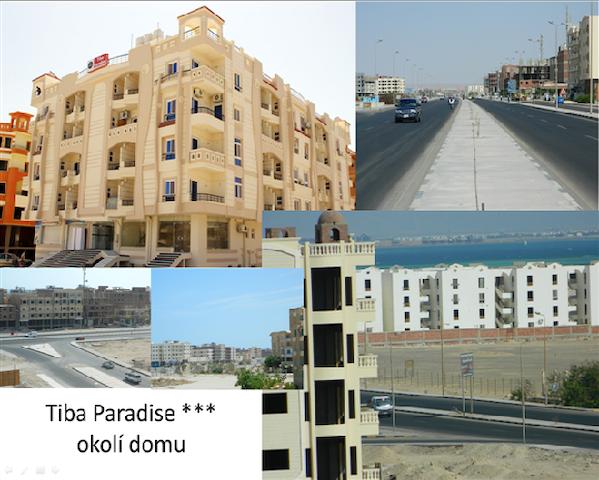 Tiba Paradise - Al Ahyaa , Hurghada - Hurghada - House