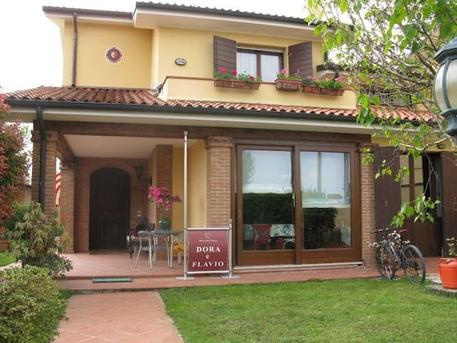 "Cozy BB ""Dora e Flavio"" near Venice - Montegrotto Terme - Bed & Breakfast"