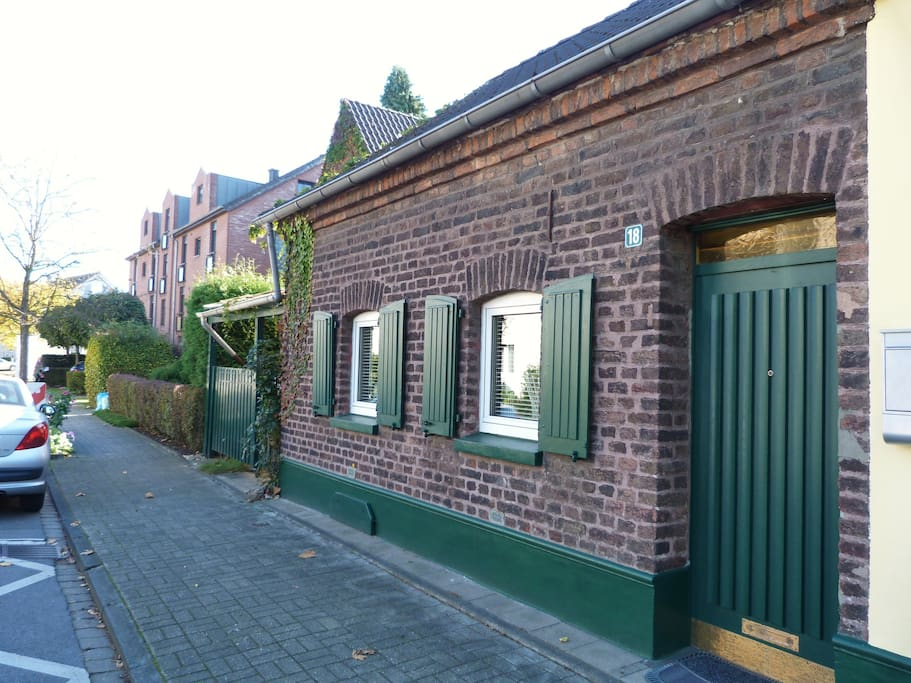 charming little old farmhouse