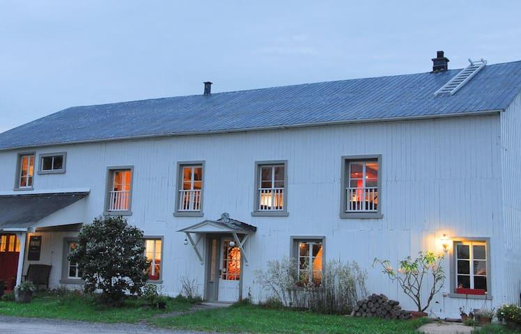 Barn Sweet Barn - Saint-Jean-de-l'Île-d'Orléans - Lomamökki
