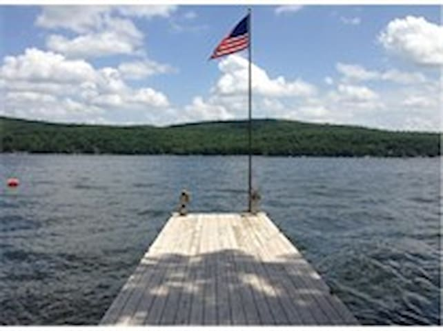 Your Own lakeside house near NYC - Greenwood Lake - Σπίτι