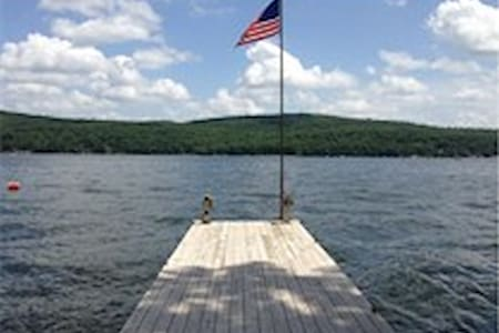 Your Own lakeside house near NYC - Greenwood Lake - Huis
