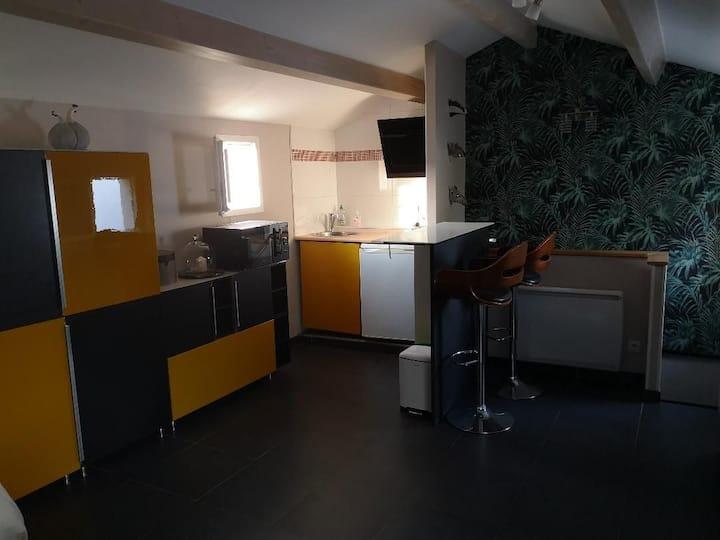Grand studio La Rochelle