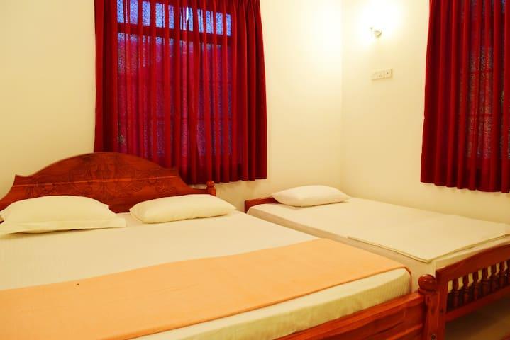 Saffron Guest Inn - Polonnaruwa - Apartemen