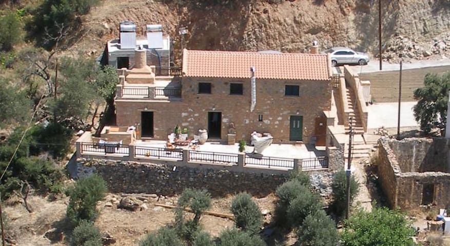 Villa at Elafonisi Beach
