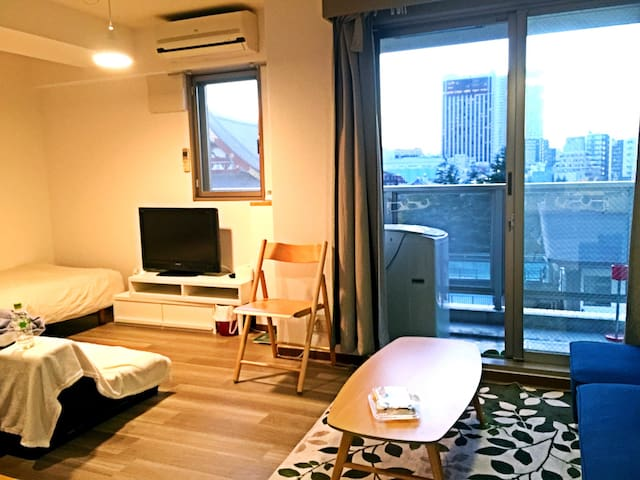 8people can stay,near Asakusa and Sky tree - Taitō-ku - Daire