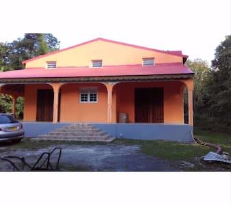 Maison de vacances - Basse-Terre - House