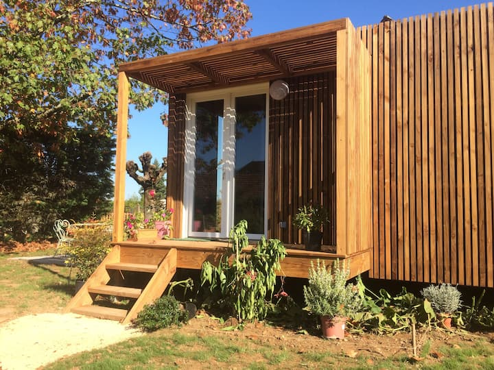 Gite, Studio de Jardin, Vallée  Dordogne, Piscine