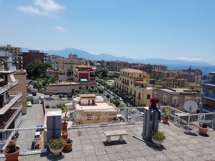 CasaFloraCondo Experience w/Jacuzzi btw sea&ruins