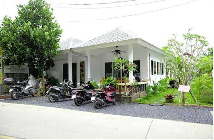 Sweet Bungalow- The place to be...