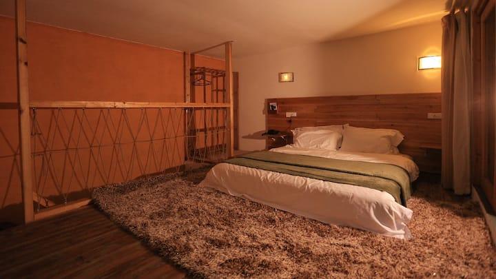 duplex room with double balcony(Free breakfast)