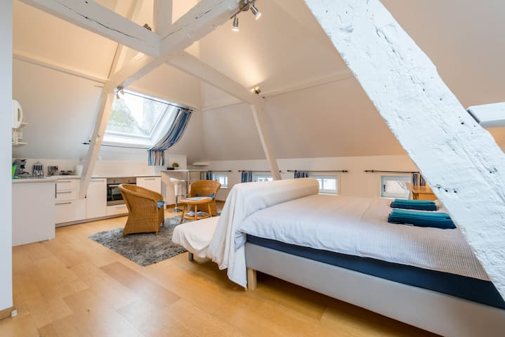 Private Loft in the centre of Bruges - Brugge - Daire