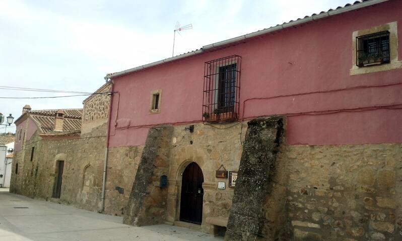 Casa Rural con Encanto -Extremadura - Santa Cruz de la Sierra - Casa