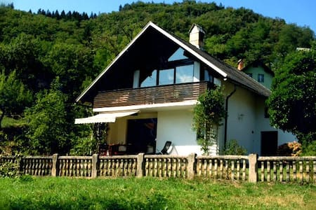 Holiday home rental House Bela - Bohinjska Bela - Haus