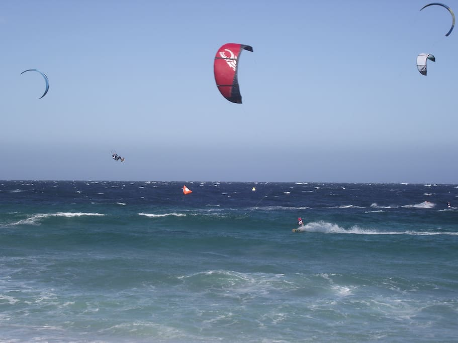 Kite Board Lessons available