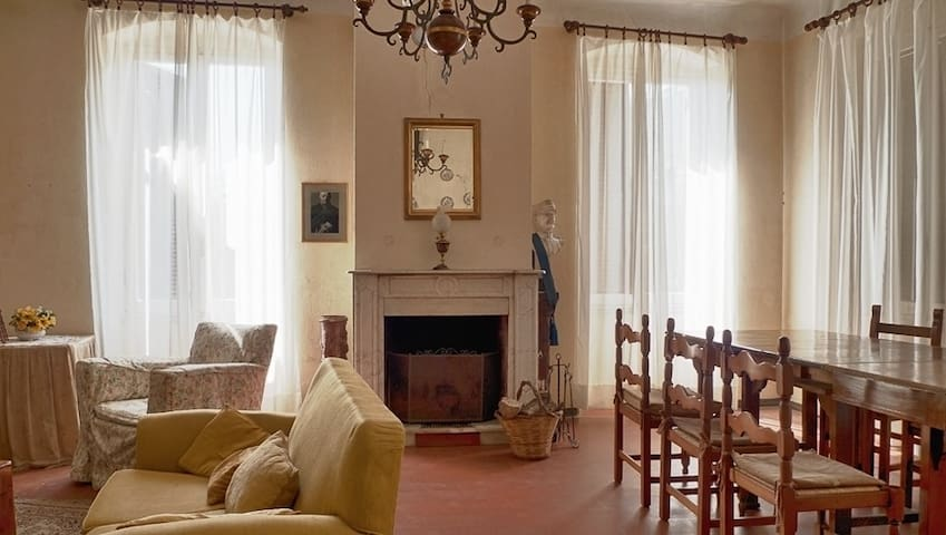 Antique charming villa 25 km from the Cinque Terre - Padivarma - House