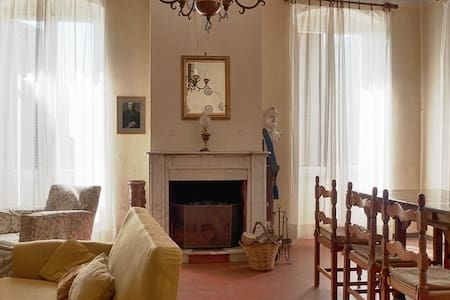 Antique charming villa 25 km from the Cinque Terre - Padivarma