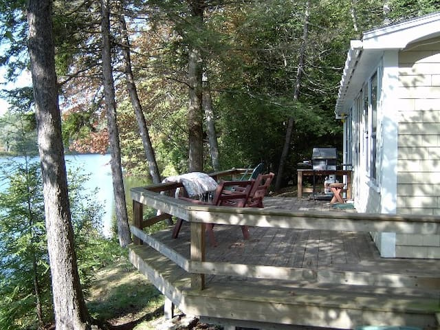 BROWN COTTAGE - KNICKERBOCKER LAKE - Boothbay - House