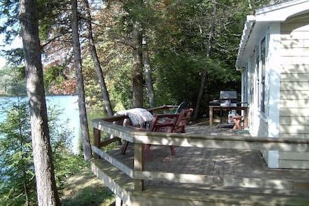 BROWN COTTAGE - KNICKERBOCKER LAKE - Boothbay