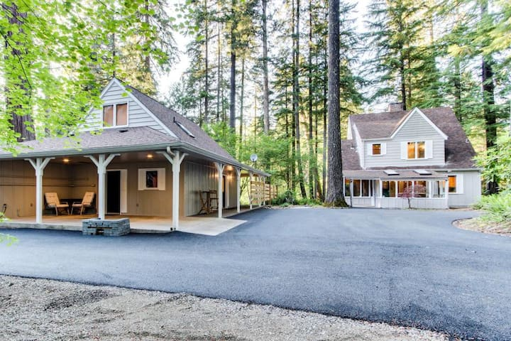 Delta Cottage - Lane County - Casa