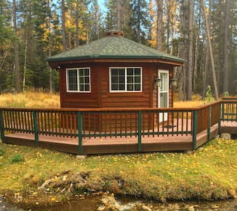 Private Bungalow in the Forest - Columbia Falls - Bungalov