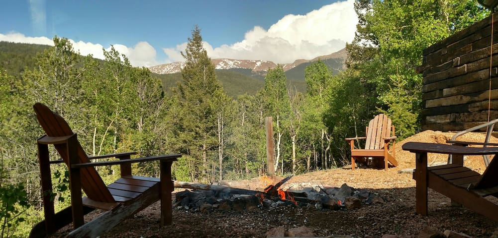 Pikes Peak Views Secluded but still close - Divide - Cabaña