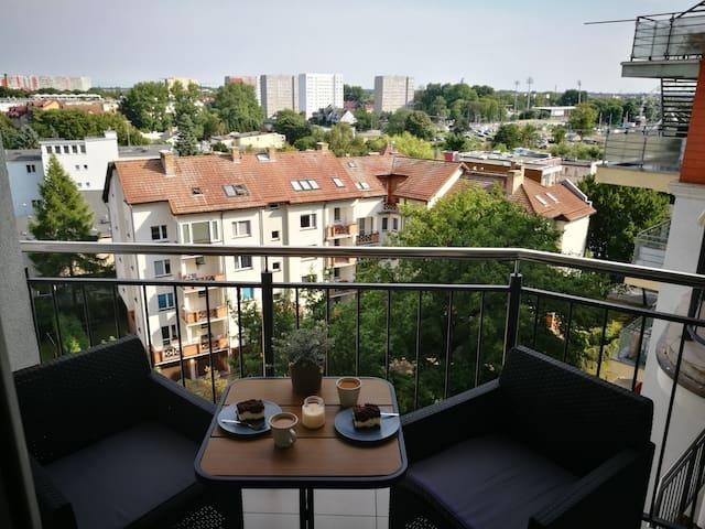 Spacerowa 2 ☼ Sunrise Apartment ☼